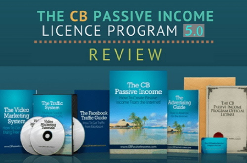 The CB Passive Income License Program 5.0