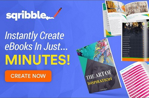 Sqribble Instant eBook Creator