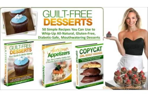 Guilt-FREE Desserts