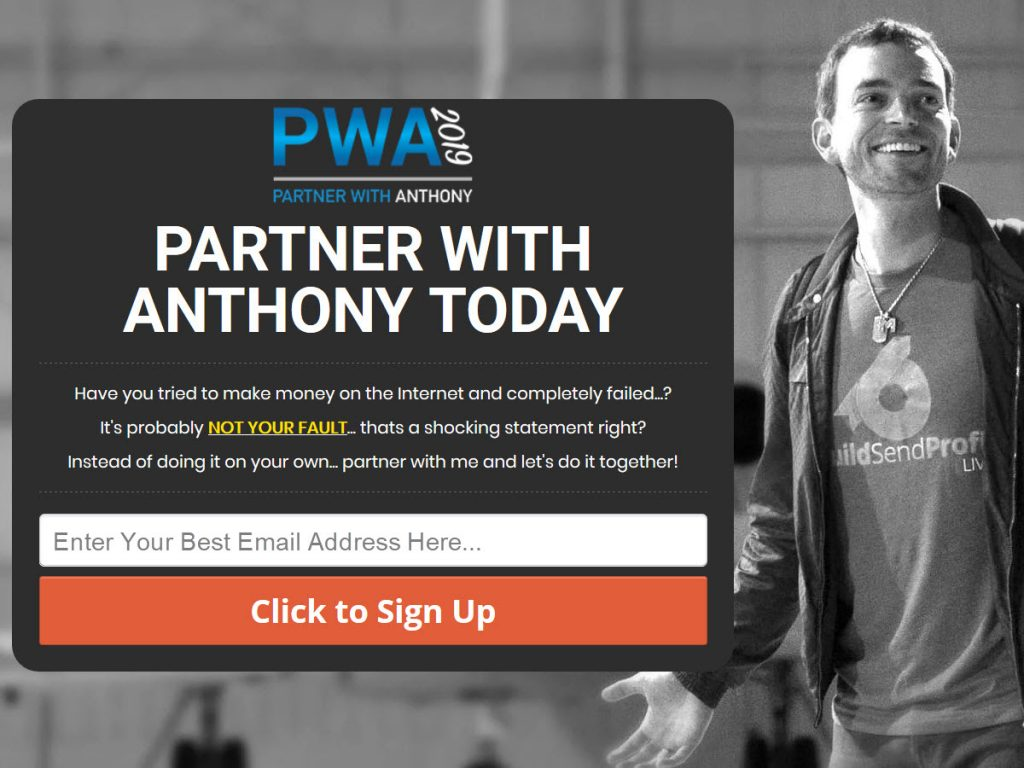 Partner With Anthony Morrison